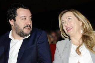 Sondaggi, Lega da sola non può governare, ma una coalizione con Fratelli d'Italia è al 43,5%