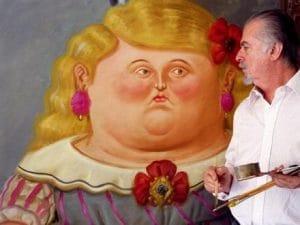 Fernando Botero.