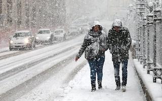 Previsioni meteo 13 dicembre: pioggia, neve e venti di tempesta, burrasca di Santa Lucia