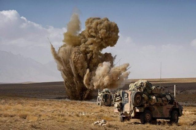 Deflagrazione di un ordigno esplosivo improvvisato in Iraq