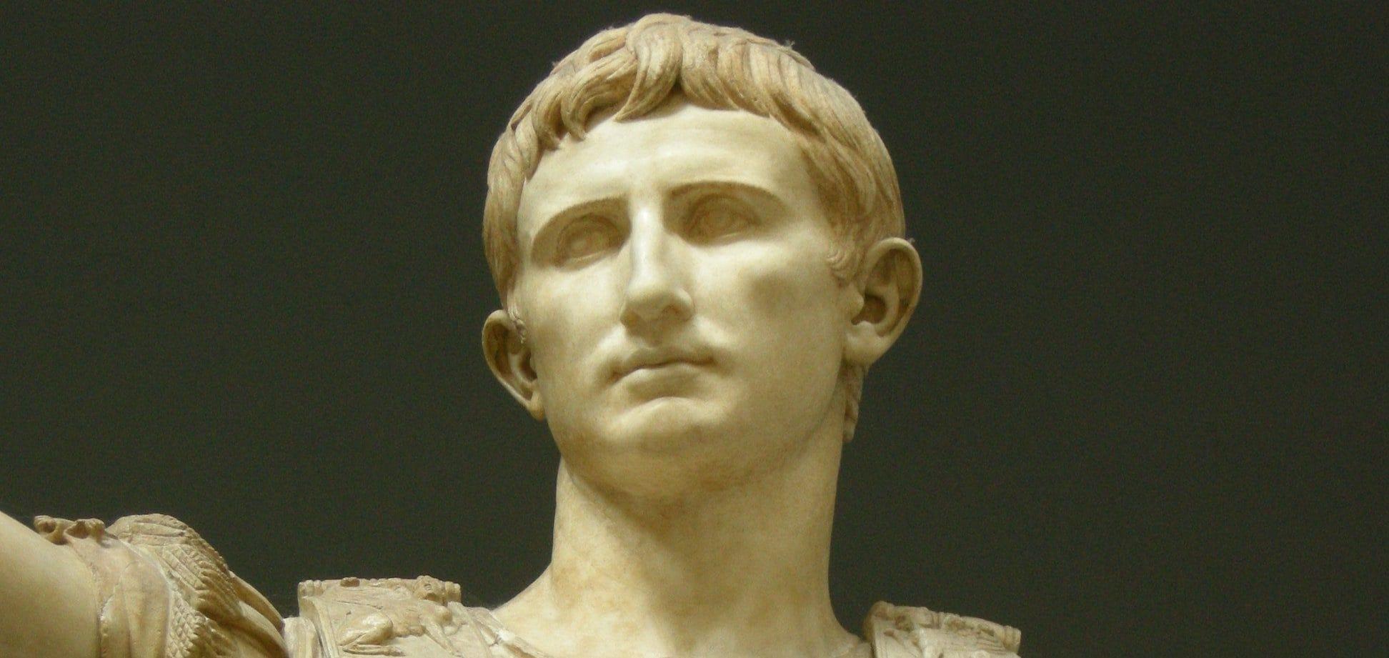 Augusto di Prima Porta, Musei Vaticani.
