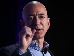 Jeff Bezos (Getty).