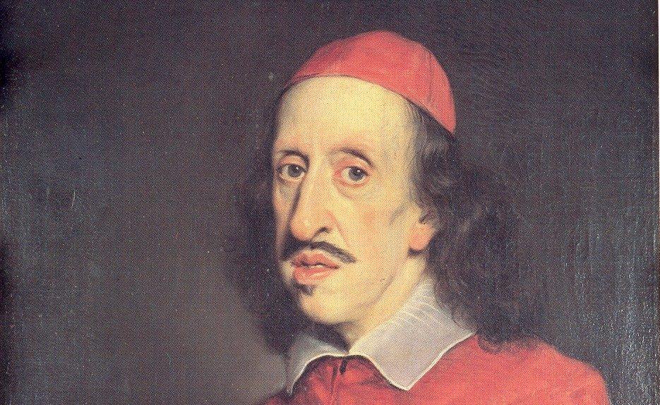Leopoldo de' Medici ritratto da Giovan Battista Gaulli.