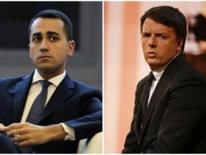 """Reddito e Quota 100, Matteo Renzi: """"Pagheranno gli italiani�.Luigi Di Maio: """"Legittimo che rosichi�"""