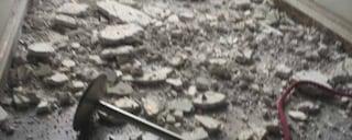 Bari, crolla il soffitto dell'Hotel Excelsior durante il veglione di Capodanno: quattro feriti