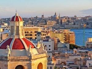 La Valletta, una delle Capitali europee della Cultura 2018.