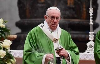 """Eutanasia, Papa Francesco: """"In Italia sentenze creative inventano il diritto di morire"""""""