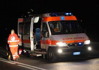Incidente nella notte a Palermo, coinvolta un'intera famiglia: gravissimi bambini di 2 e 4 anni