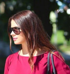 Maria Troskova, l'ex modella socia in affari di Vadalà e assunta nel gabinetto del premier slovacco