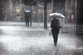 Previsioni meteo 3 settembre: addio al caldo su tutta l'Italia, temporali al Centro-Sud