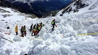 Tragedia in montagna: una valanga uccide una persona in Alto Adige