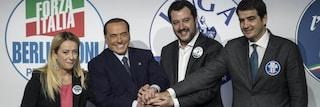 """Silvio Berlusconi tenta Matteo Salvini: """"Molti della Lega vogliono un governo di centrodestra"""""""