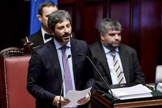 """L'annuncio di Roberto Fico: """"Rinuncio all'indennità da presidente della Camera"""""""