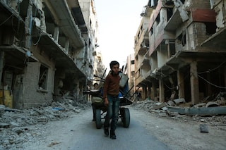 Siria: 12 bambini morti di malattie e di stenti in campo profughi