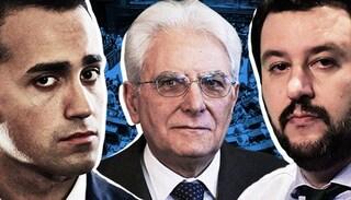 Eletti i vicepresidenti della Camera. Di Maio e Salvini si contendono il governo