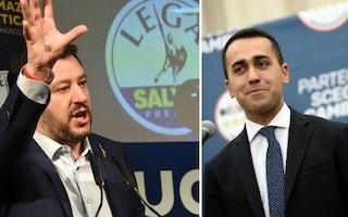 """Reddito di cittadinanza, Lega ritwitta Pd: """"M5S senza vergogna"""". Bonafede: """"Notizia errata"""""""
