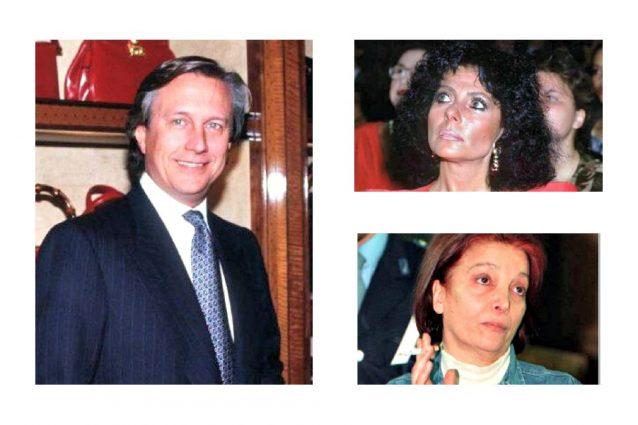 Maurizio Gucci, Patrizia Reggiani e Pina Auriemma