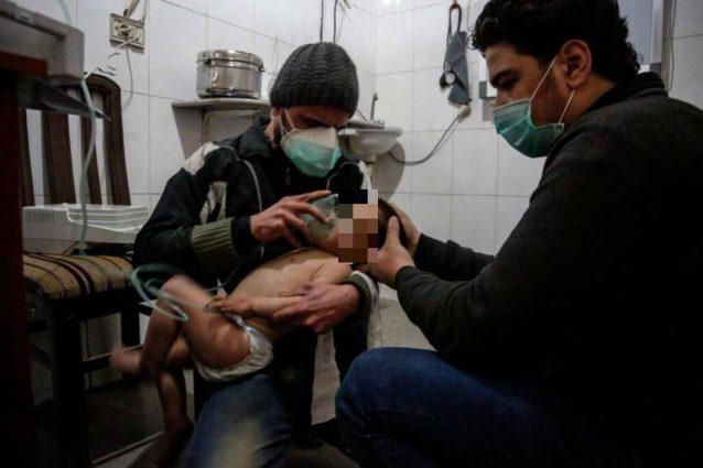Quattordici bambini sono stati ricoverati con sintomi di intossicazione da sostante chimiche (Gettyimages)