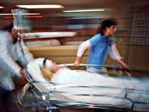 Arriva all 39 ospedale di treviso con febbre alta e mal di for Mal di testa da pressione alta