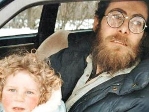 Aldo Bianzino e il figlio, Rudra