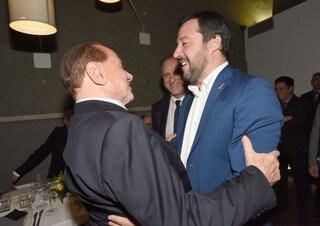 Sondaggi politici, gli italiani preferiscono l'alleanza Lega-Fi a quella di governo