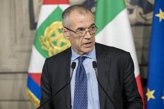 """Cottarelli boccia la manovra: """"Notevoli aumenti di tasse e nessuna strategia di crescita"""""""