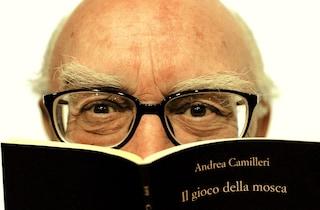 Andrea Camilleri, tanto affetto per il padre di Montalbano ricoverato in ospedale