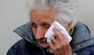 Lieto fine per nonna Peppina, sfrattata dopo il terremoto: cade l'accusa di abuso edilizio