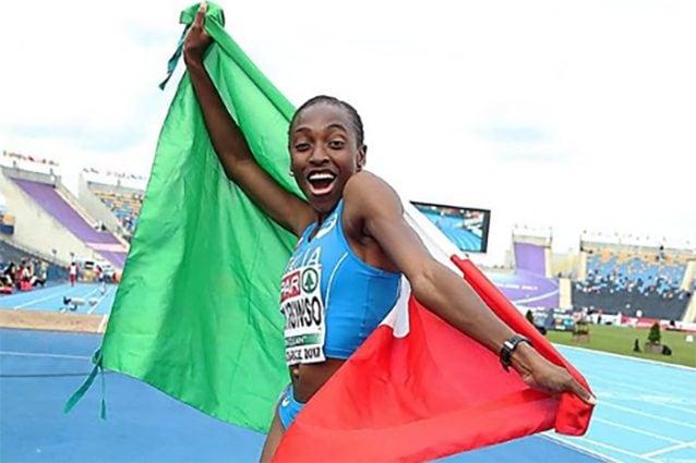 Chi è Ayomide Folorunso, l'atleta di origine nigeriana diventata simbolo dell'Italia anti-Pontida