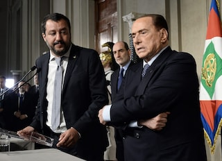 Strappo tra Lega e Forza Italia: Salvini contro Berlusconi dopo l'apertura alla maggioranza