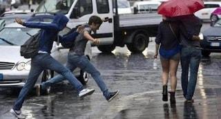 Previsioni meteo 28 agosto, weekend all'insegna di temporali e fresco su gran parte dell'Italia