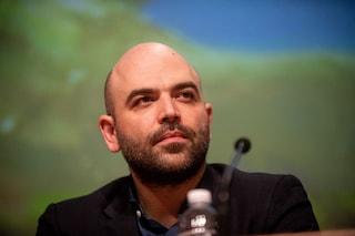 """Roberto Saviano: """"Nel Mediterraneo si continua a morire perché hanno cacciato le ONG"""""""