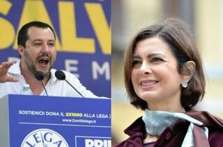 "Insulti sessisti a deputata, Boldrini contro Salvini: ""Mi paragonò a bambola gonfiabile, vergogna"""