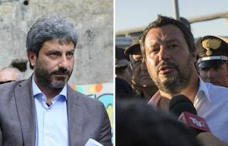 """Fico contro Salvini: """"Solo presidenti convocano le Camere e solo il Colle può scioglierle"""""""