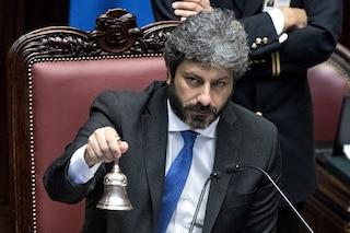 """M5S: """"Opposizioni fanno terrorismo"""". Bagarre in Aula, Fico: """"Nessun attacco alla democrazia"""""""