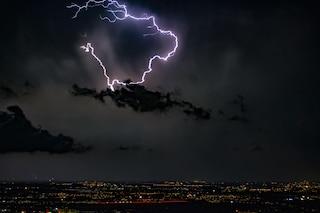 Maltempo in Friuli, allerta meteo gialla della Protezione Civile: temporali in arrivo