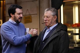 Umberto Bossi in ospedale: stabile, ma condizioni critiche