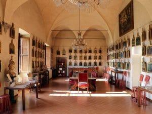 Accademia della Crusca, Sala delle PalePh: Sailko