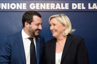 Elezioni europee, Marine Le Pen e Viktor Orban disertano l'incontro sovranista di Matteo Salvini