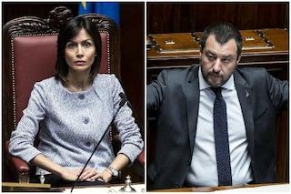 """Carfagna contro Salvini: """"Italiani non vogliono giustiziere di notte, ma ministro che lavori"""""""
