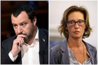 """Caso Cucchi, Ilaria: """"Salvini è su un altro pianeta, si occupi dei suoi problemi, ne ha più di uno"""""""