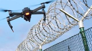 Cosenza, detenuto evade dal carcere: caccia all'uomo e posti di blocco in tutta la città