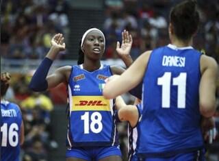 Volley, l'Italia batte il Giappone (3-2) e si qualifica per le semifinali del Mondiale