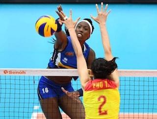 Chi è Paola Egonu, simbolo di un'Italia multietnica e vincente nel volley