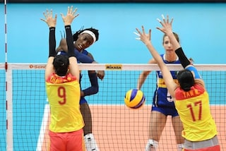 Mondiali femminili di volley, l'Italia batte la Cina e va in finale