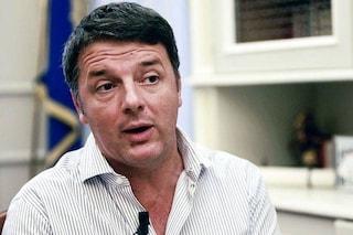 """Governo, Renzi a Le Monde: """"Crisi folle, voluta da Salvini solo per evitare la manovra"""""""
