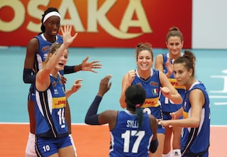 Volley Mondiali femminili, 9a vittoria per l'Italia: Stati Uniti battuti 3-1
