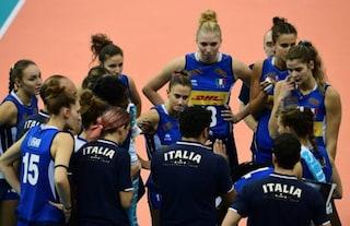 Mondiali di Volley, Italia sconfitta dalla Serbia