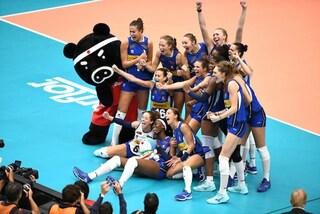 Dove vedere Italia-Serbia, finale Mondiale Volley 2018: quando si gioca, a che ora