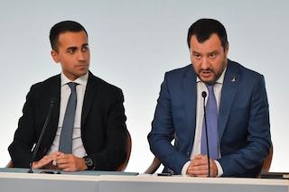 """Di Maio: """"Se Matteo Salvini non si beveva un mojito in più era ancora ministro dell'Interno"""""""